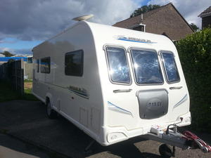 Bailey Pegasus 514, 4 berth Berth, (2010) Used - Good condition Touring Caravans... for sale  Bristol