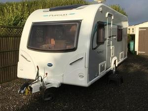 Used, Bailey 430-4, 4 berth Berth, (2014) Used - Good condition Touring Caravans for s... for sale  Bideford