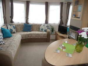 Willerby Solara Gold, 6 berth Berth, (2012) Used - Good condition Static Caravan... for sale  Bude
